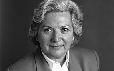 Vor 20 Jahren: Abschied von Christiane Herzog
