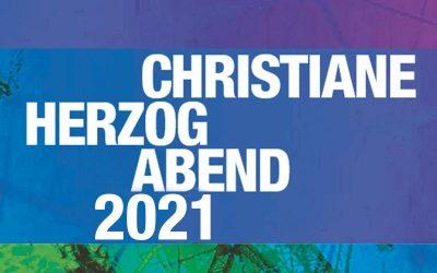 21. Christiane Herzog Abend Benefizdinner